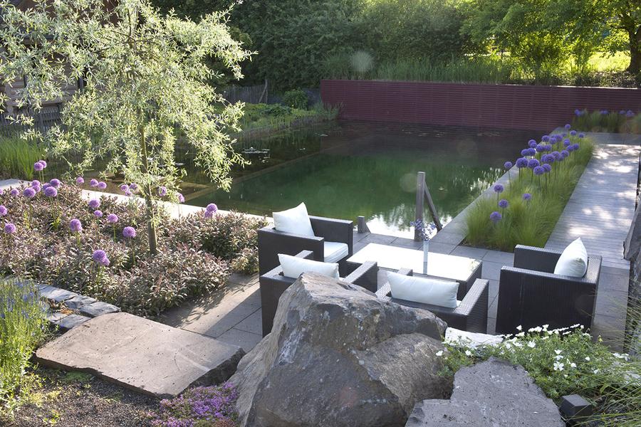 Teich und Garten Galerie